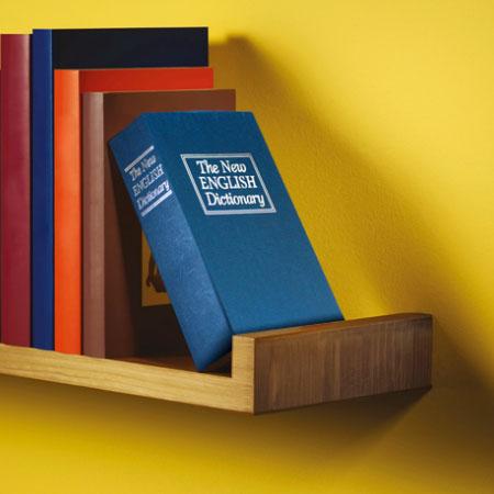Gadgets de lectura - Caja de seguridad oculta