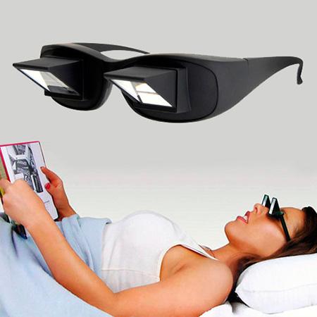Gadgets de lectura - Gafas para leer tumbado