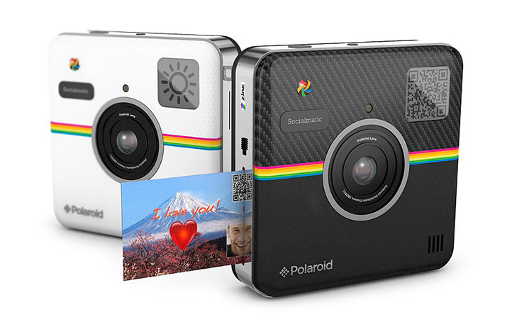 Cámara inteligente Polaroid Socialmatic