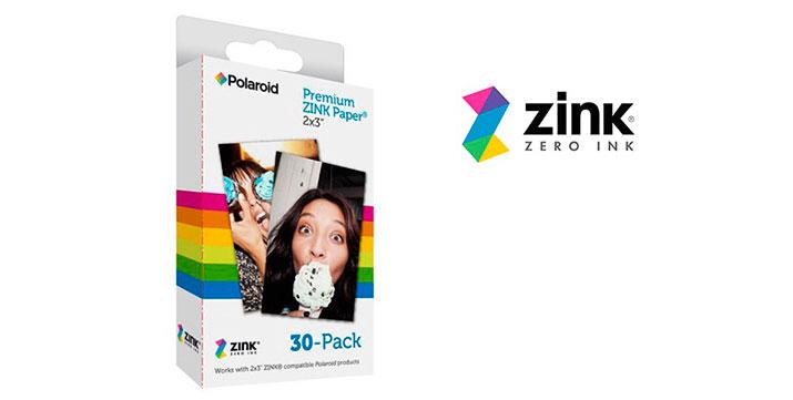 Polaroid Socialmatic - Tecnología Zero Ink
