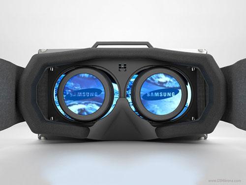 Realidad virtual de Samsung - Prototipo desconocido