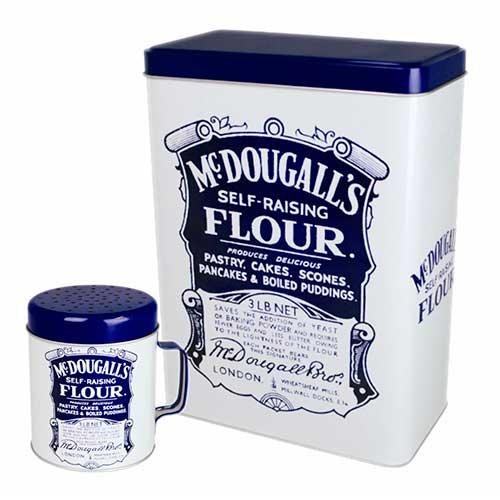 Tamizador de harina McDougall