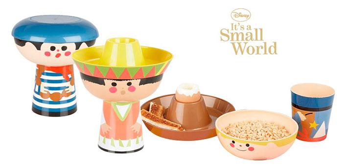 Kit de alimentación It's a Small World de Disney