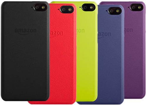 Fire Phone - Carcasas de colores