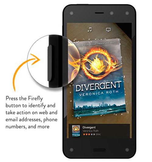 Fire Phone - Función Firefly