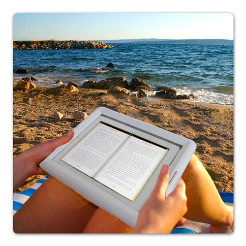 Funda iPad sumergible