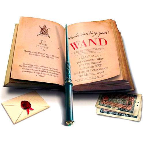 Mando universal varita mágica de Harry Potter