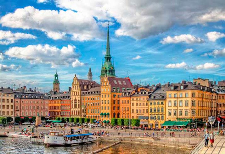 Ofertas de viajes por el Báltico