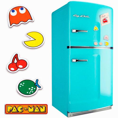 Imanes de nevera Pac-Man