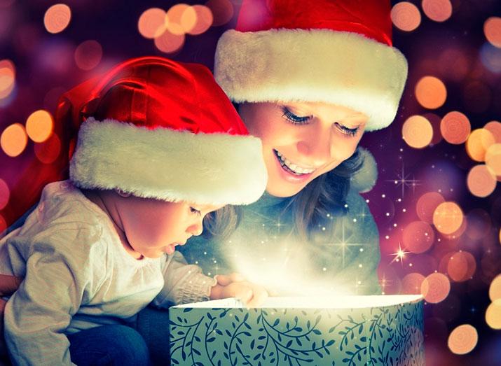 La ilusión de los regalos de Reyes