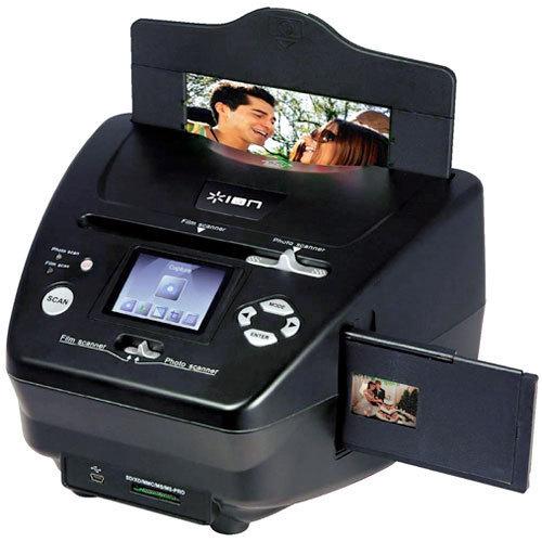Escáner de fotos y negativos