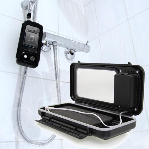 Funda resistente al agua para la ducha