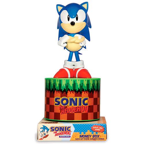 Hucha Sonic The Hedgehog