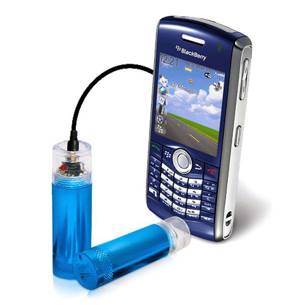 Cargador de emergencia con 7 adaptadores para móviles