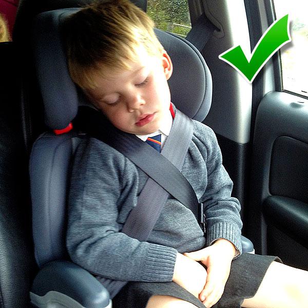 Cintur n de seguridad para sillas de coche grupo 2 tecniac for Sillas coche para ninos 8 anos