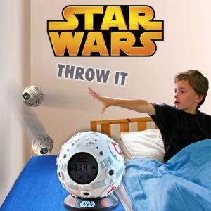 Despertador Star Wars esfera de entrenamiento Jedi