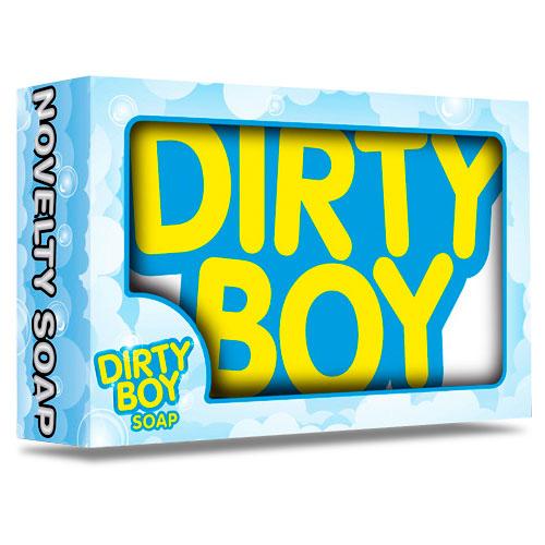 Jabón de glicerina Dirty Boy