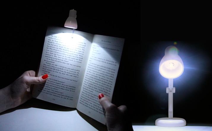 Regalos perfectos para iluminados lectores