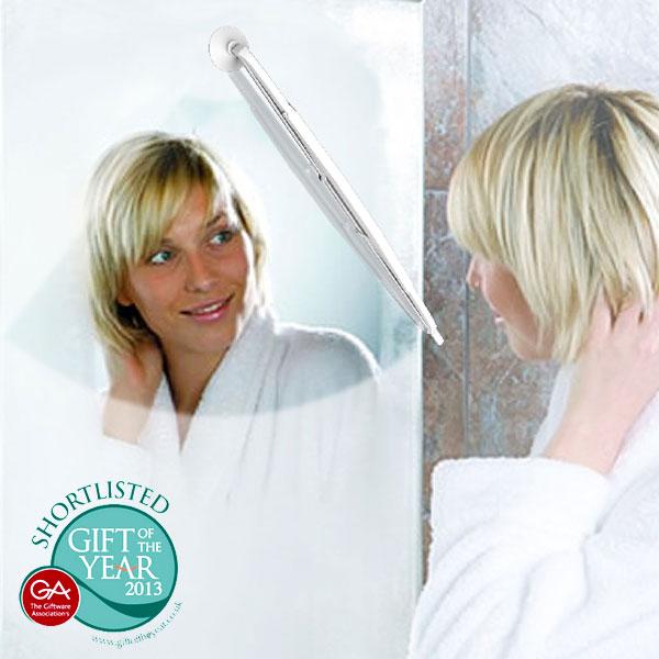 Limpia vaho con ventosa para espejos Mi Wiper