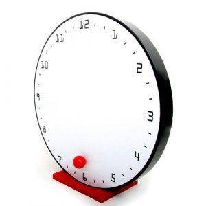 Reloj magnético diseño contemporáneo