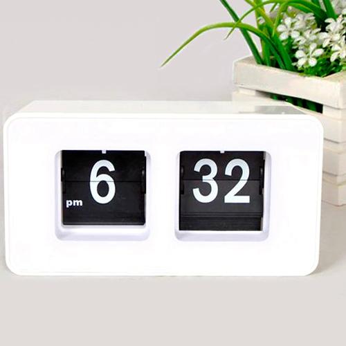 Reloj vintage Flip Clock