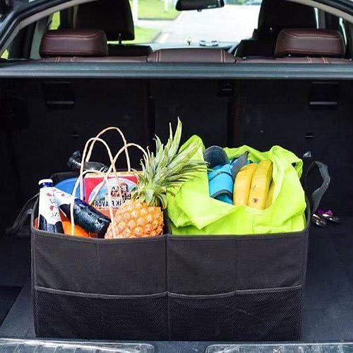 Set organizador para maletero de coche