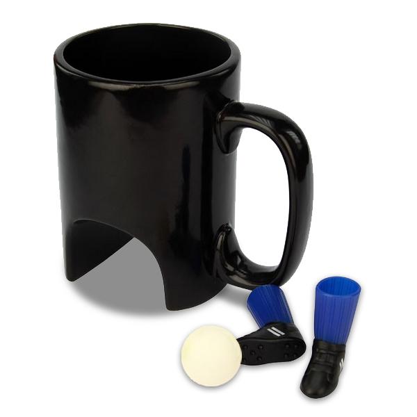 Taza para futboleros Executive Football Mug