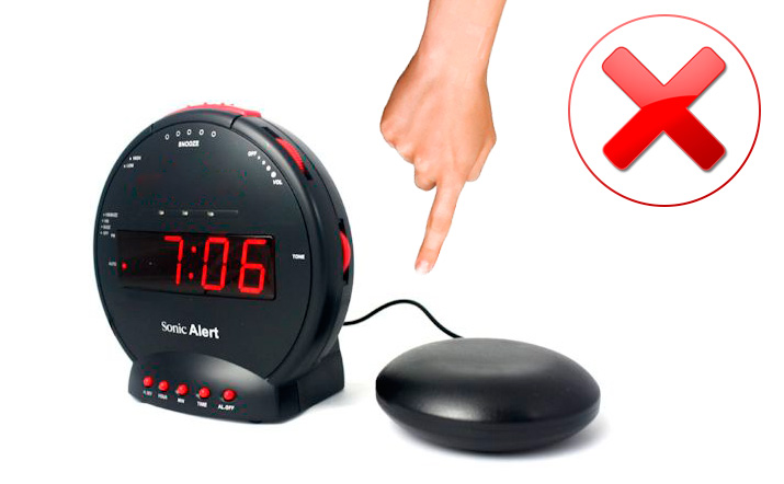 Despertadores para sordos
