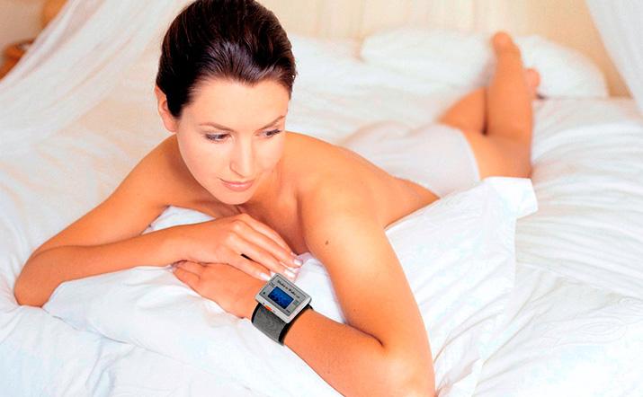 Despertador con vibracion para sordos