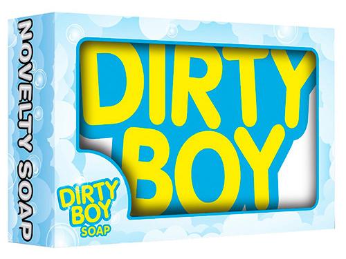 Jabón Dirty Boy