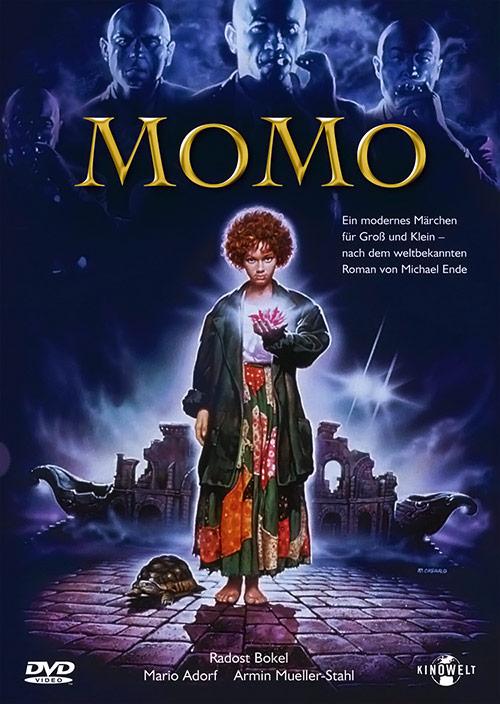Cartel de la película Momo
