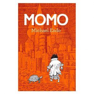 Portada del libro Momo de Michael Ende