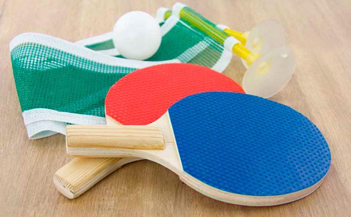 ping pong para escritorio